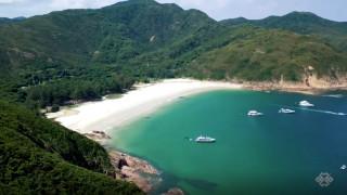 Το εθνικό γεωπάρκο του Χονγκ Κονγκ είναι κάτι παραπάνω από γεωλογικός θησαυρός
