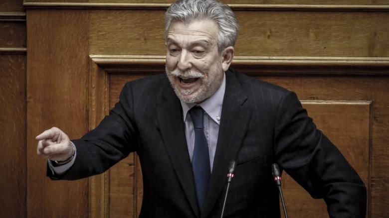 Κοντονής: Η Ελλάδα πρέπει να αναζητήσει δικαστικά τη ζημιά που έχει υποστεί από την υπόθεση Novartis