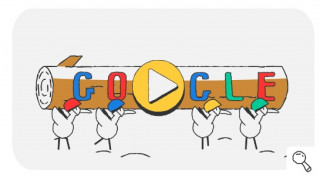 Χειμερινοί Ολυμπιακοί Αγώνες: Πάπιες που κάνουν μπόμπσλεϊ στο σημερινό Google Doodle