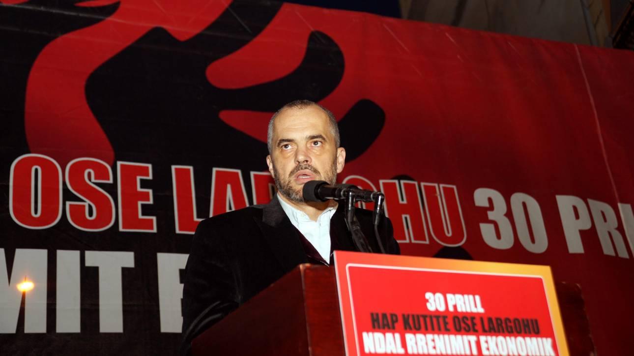 Δυσαρέσκεια ΗΠΑ για Αλβανία: Αποφύγετε την «απρόσεκτη ρητορική»
