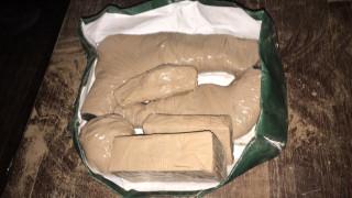 Συλλήψεις και κατάσχεση αρκετών κιλών ηρωίνης στην Ηγουμενίτσα