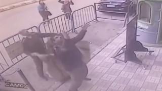 Αστυνομικός «φύλακας άγγελος» σώζει 5χρονο που πέφτει από τον τρίτο όροφο