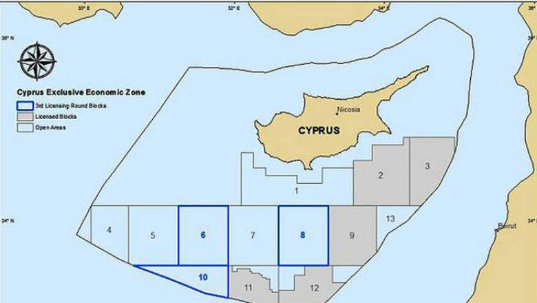 Σε εξέλιξη «μάχη» γύρω από το τεμάχιο 3 της κυπριακής ΑΟΖ