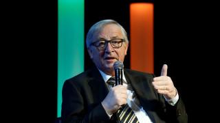 Ο Γιούνκερ αστειεύεται: Θα ήταν καλά αν ήμουν πρωθυπουργός της Βρετανίας
