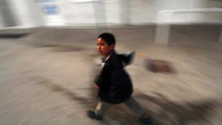 Νεκρό πεντάχρονο αγοράκι σε τροχαίο στη Μυτιλήνη
