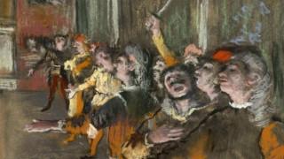 Βρέθηκε στο Παρίσι κλεμμένος πίνακας του Ντεγκά