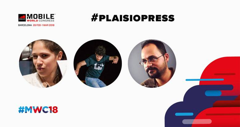 Το Πλαίσιο στη Βαρκελώνη για το Mobile World Congress