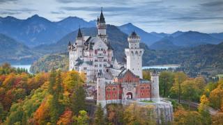 Επτά ευρωπαϊκά κάστρα βγαλμένα από… παραμύθι!
