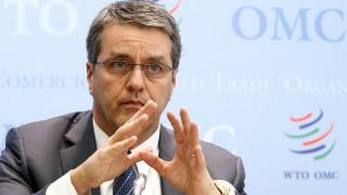 «Καμπανάκι» ΠΟΕ για τον κίνδυνο εμπορικών πολέμων