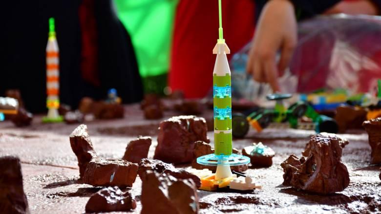 Διαγωνισμός εκπαιδευτικής ρομποτικής για μαθητές στο Ναύπλιο