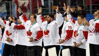 Χειμερινοί Ολυμπιακοί Αγώνες 2018: Χάλκινο για τον Καναδά στο χόκεϊ