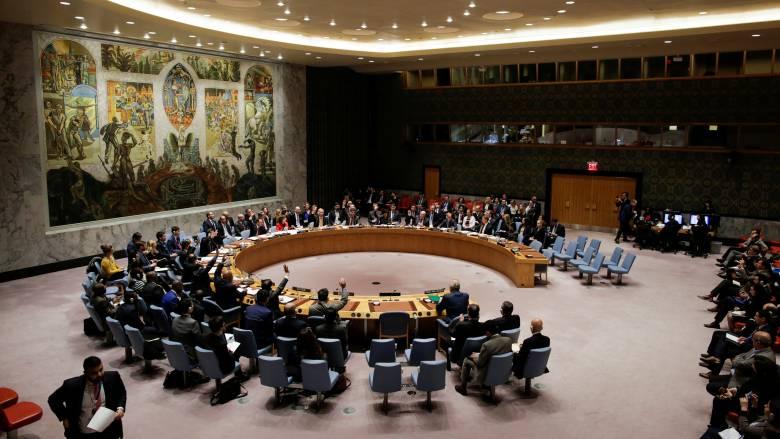 Ο ΟΗΕ ενέκρινε την πρόταση για κατάπαυση του πυρός στη Συρία