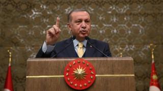 Κάλεσμα Ερντογάν σε πολεμική ετοιμότητα με φόντο την επιχείρηση στο Αφρίν