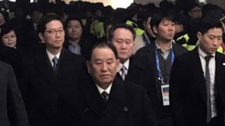 Χειμερινοί Ολυμπιακοί Αγώνες: Ένταση στην άφιξη της Βορειοκορεατικής αντιπροσωπείας