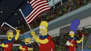 Οι Simpsons «ξαναχτύπησαν» με μια πρόβλεψη για τους Χειμερινούς Ολυμπιακούς Αγώνες