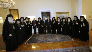 Παυλόπουλος: Απαραίτητη η αρμονική συνεργασία Εκκλησίας και Πολιτείας