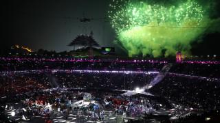 Χειμερινοί Ολυμπιακοί Αγώνες 2018: Η λαμπερή τελετή λήξης μέσα από φωτογραφίες