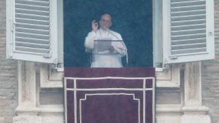 Έκκληση του Πάπα να σταματήσει αμέσως η βία στη Συρία