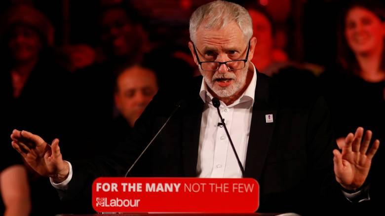Υπέρ μιας τελωνειακής ένωσης με την ΕΕ τάσσεται τo Εργατικό Κόμμα της Βρετανίας