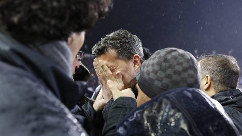 ΠΑΟΚ - Ολυμπιακός: Συνελήφθη ο οπαδός που τραυμάτισε τον Όσκαρ Γκαρθία