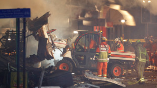 Λέστερ: Υπέκυψαν και οι τέσσερις τραυματίες από τη χθεσινή έκρηξη
