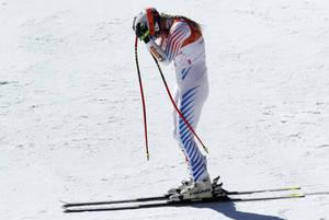 Η πιο επιτυχημένη σκιέρ όλων των εποχών, η Αμερικανίδα Λίντσεϊ Βον, στην τελευταία της συμμετοχή σε Ολυμπιακούς Αγώνες, δεν κατάφερε να πανηγυρίσει την κατάκτηση του χρυσού μεταλλίου και αρκέστηκε στο χάλκινο στο δυνατό της αγώνισμα, ενώ δεν κατάφερε να ο