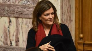 Σοβαρό ενδεχόμενο αντικατάστασης της Ρ. Αντωνοπούλου από την κυβέρνηση