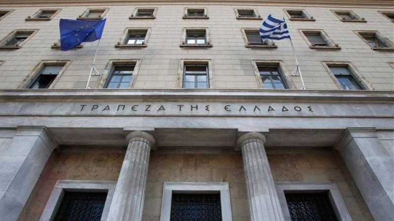 Ανάπτυξη 2,4% προβλέπει για το 2018 η Τράπεζα της Ελλάδος