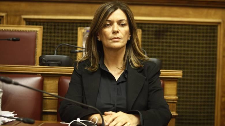Δεκτή η παραίτηση της Ράνιας Αντωνοπούλου από τον πρωθυπουργό
