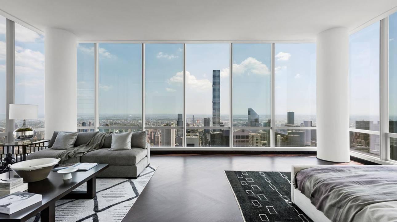 Στον μεγιστάνα της Dell το πιο ακριβό διαμέρισμα της Νέας Υόρκης για $100,4 εκατ.