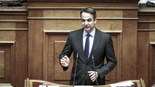 Μητσοτάκης: Έπρεπε να περάσουν τρεις ημέρες μέχρι ο Τσίπρας να απομακρύνει την Αντωνοπούλου