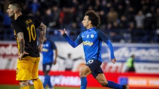 Super League: Ο Ουάρντα δεν άφησε την ΑΕΚ να κάνει βήμα τίτλου