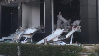 Έκρηξη σε κατάστημα στη Λεωφόρο Βουλιαγμένης - Εκτεταμένες ζημιές