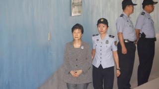 Νότια Κορέα: Αντιμέτωπη με ποινή φυλάκισης 30 ετών η Παρκ Γκουν-χιέ