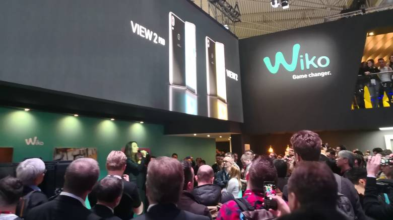 MWC 2018: Εντυπωσιάζουν οι 8 νέες συσκευές της Wiko