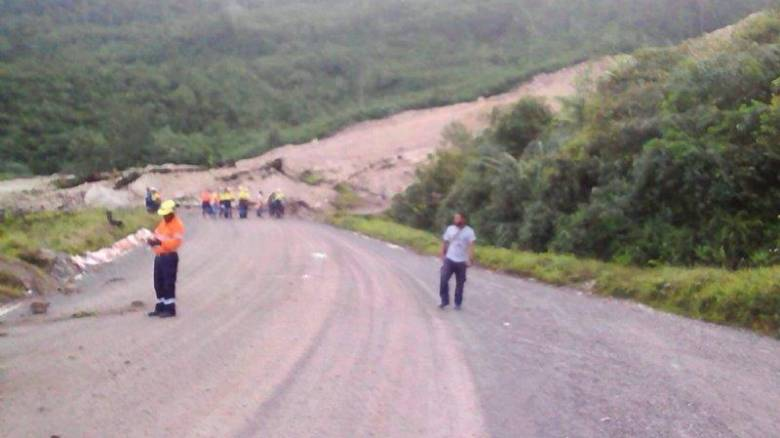 Δεκάδες νεκροί από ισχυρή σεισμική δόνηση στην Παπούα-Νέα Γουινέα