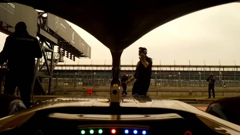 Tι βλέπουν οι πιλότοι της Φόρμουλα 1 μέσα από το Halo;