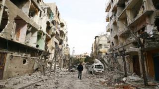 Συνεχίζονται οι συγκρούσεις στη Γούτα παρά την επιβολή της πεντάωρης εκεχειρίας