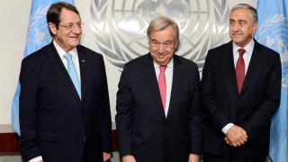 Σπέχαρ για Κυπριακό: Ο Γκουτέρες αναμένει κοινή προσέγγιση για να ξαναρχίσουν οι διαπραγματεύσεις