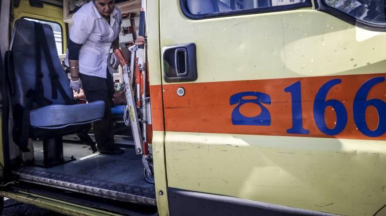 Αυτοκίνητο παρέσυρε ηλικιωμένο στη Λαμία