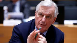 Διαπραγματευτής ΕΕ για το Brexit: Παραμένουν σημαντικές διαφωνίες για τη μεταβατική περίοδο