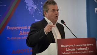 Πετρόπουλος: Καλύψαμε τεράστιο κενό πολλών ετών στην Κοινωνική Ασφάλιση