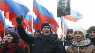 Ναβάλνι: Θέλουν να με στείλουν φυλακή ενόψει των προεδρικών εκλογών της Ρωσίας