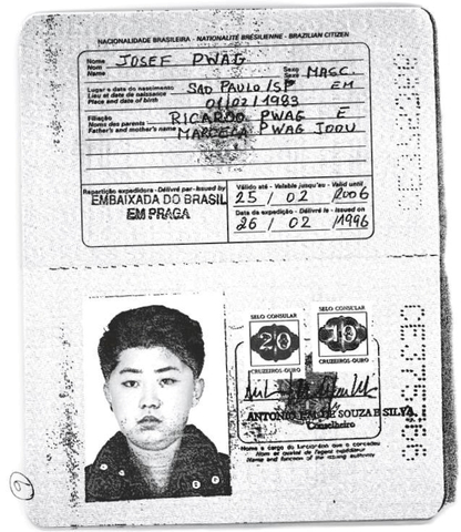 2018 02 27T000000Z 641070703 RC171E188480 RTRMADP 3 NORTH KOREA KIM PASSPORTS