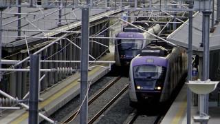 Διήμερο απεργιακών κινητοποιήσεων για τρένα και προαστιακό