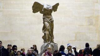 Επτά ελληνικά έργα τέχνης στα μουσεία του κόσμου