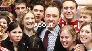 Κέβιν Σπέισι: λουκέτο στο φιλανθρωπικό ίδρυμά του για νέους στη Βρετανία