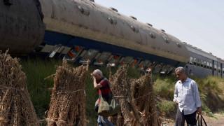 Αίγυπτος: Σύγκρουση επιβατικών τρένων με νεκρούς και τραυματίες