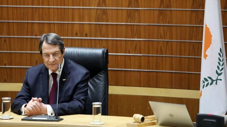 Να παραδώσει ένα κράτος ελεύθερο και σεβαστό το 2023, οραματίζεται ο Νίκος Αναστασιάδης