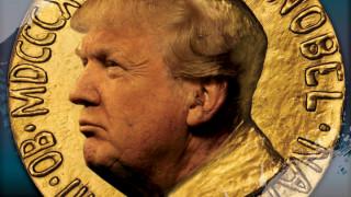 Ντόναλντ Τραμπ: πλαστή η υποψηφιότητα του για Νόμπελ Ειρήνης